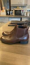 Ariat Acton Jodphur Boots Size 3 Brown
