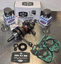 Ski Doo Crankshaft & Piston KIT MCB DUAL 800-R XP 09-13 BRP Ski Doo