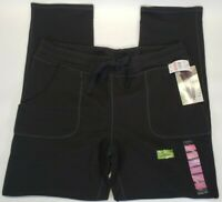 Men/'s Studio By Zanetti Casual Knit Active Stretch Jogging Pants Black XL 38x34