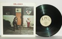 DR JOHN Hollywood Be Thy Name LP VG+ Vinyl Plays Well 1975 UALA552G Dr. Doctor
