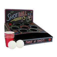 Drinking Shot Ball Game - Party Adult Booze Challenge - Shot Games Stag Hen