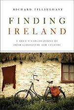 Finding Ireland: A Poet's Explorations of Irish Literature and Culture-ExLibrary