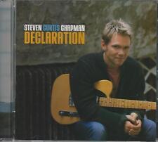 Music CD Steven Curtis Chapman Declaration