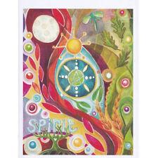 PAGAN WICCAN GREETING CARD Spirit BIRTHDAY Blank GODDESS CELTIC JAINE ROSE
