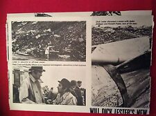 m12s ephemera 1969 article film richard lester the bed sitting room spike millig