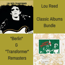 Lou Reed - Classic Albums Bundle - Berlin/Transformer - 2 x Vinyl LP NEW