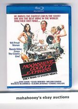 Moonshine County Express (1977) Code Red SOLD OUT Ltd Ed 1000 OOP Blu-Ray SEALED