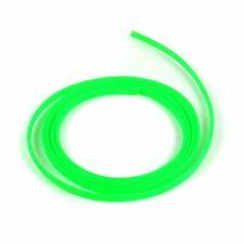 """1/8"""" Neon Green Ultra Wrap Wire Loom - 10 Feet"""