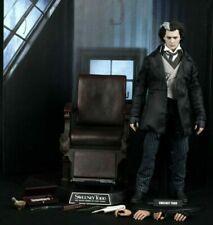 1/6 Hot Toys Sweeney Todd il diabolico barbiere di Fleet Street Johnny Depp MMS1