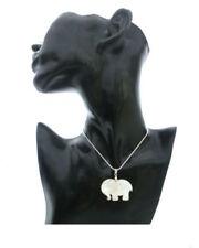 Modeschmuck-Halsketten & -Anhänger für Damen mit Tier- & Insekten Perlmutt