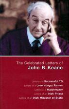 Celebrated Letters JBK P/B, John B Keane, Very Good