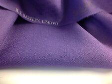 "Beautiful Designer High Class Zigzag Herringbone English Wool Fabric 57"" Cloth"