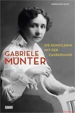 Fachbuch Gabriele Münter, Künstlerin mit Zauberhand, Russische Avantgarde, NEU