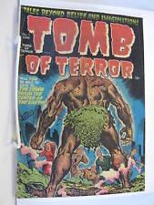 Tomb of Terror 1 vg  lurid, classic title; Powell art