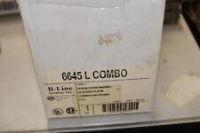 "Cooper 6645L-Combo, 6"" x 6"" 45 degree Elbow New"