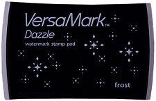 Tsukineko VersaMark Dazzle Watermark Stamp Pad Frost