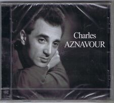 CD NEUF CHARLES AZNAVOUR + ROCHE & AZNAVOUR