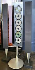 BANG & OLUFSEN BEOSOUND 9000 CD PLAYER/TUNER + BEOLAB 8000 SPEAKERS + BEO 4 COMM