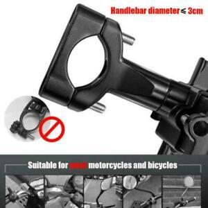 Motorcycle MTB Bike Bicycle Handlebar Mounts Phone GPS Outdoor Universal V9M3