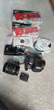 Canon EOS Rebel Canon EOS Rebel T3 12.2MP Digital SLR Camera kit With Lens MINT