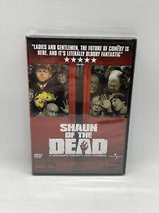 Shaun of the Dead (2004) Region 4 DVD NEW & SEALED