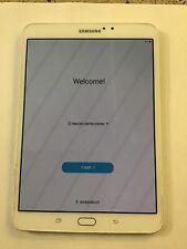 SAMSUNG Galaxy Tab S2 SM-T713 8-Inch 32GB Wi-Fi Tablet - White