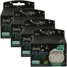 12 Wilkinson Intuition Sensitive Care Rasierklingen Aloe+ProVitamin B5 OVP