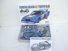 Toyota Celica LB Turbo GR5 Tamiya 1/24   New IN OVP