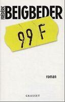 99 Francs de Beigbeder, Frédéric | Livre | état bon
