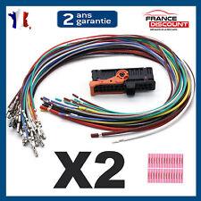 Kit Réparation Câblage Faisceau de Porte pour VW SEAT 1K0971121BJ 1K5971120BB