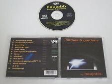 HAUJOBB./HOMES & GARDENS(OFF BEAT-SPV 084-22002)CD ALBUM
