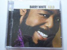 BARRY WHITE # Gold # VG+ (2CD)