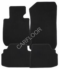 Fußmatten passend für Porsche Cayman Soundsy. Bj. 05-08 Velours Deluxe schwarz