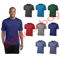 Sport-Tek Heather Contender Tee Regular and Tall Sizes Men's Polyester T-Shirt