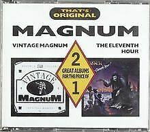 Vintage Magnum/The Eleventh Hour by Magnum | CD | condition good