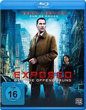 Exposed - Blutige Offenbarung - Keanu Reeves - Blu Ray