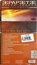 PAPETE Beach Lounge Vol. 2 Italian Club CD SEALED SIGILLATO