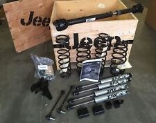 "2012-2017 Jeep Wrangler Mopar 2"" Lift Kit With Fox Racing Shocks 77070095AD"