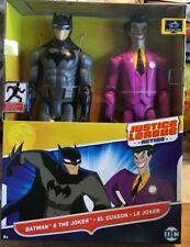 DC Justice League Action Batman & The Joker Figures,2-Pack Action Figure Lot#EB3