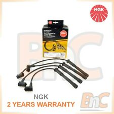 GENUINE NGK HEAVY DUTY IGNITION CABLE KIT RENAULT CLIO II KANGOO TWINGO 1.2