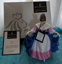 Royal Doulton Porcelain Figurine Hn4720 Sara Pretty Ladies Series Gorgeous Mint