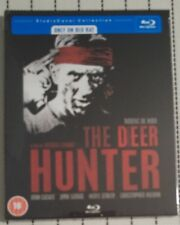 Il Cacciatore The Deer Hunter 1978 Limited Ed Digibook Blu-ray AUDIO ITALIANO