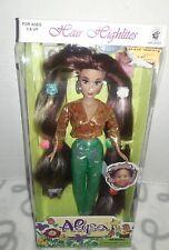 Integrity Toys Hair Highlites Alysa Fashion Doll  - 1996 Rare NIB