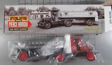 Ertl 1920 Pierce Arrow Cab with Tanker Texaco Bank