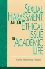 Sexual Harassment as an Ethical Issue in Academic Life-ExLibrary