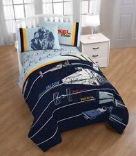 Star Wars Twin Size Comforter Microfiber By Disney Millennium Falcon Imperialist
