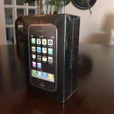 iPhone 3G 16GB Black - NEW SEALED RARE COLLECTIBLE