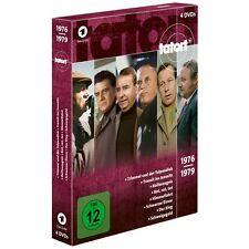 4 DVDs * TATORT - 70er Box 3 - 1976 - 1979 - 8 FOLGEN # NEU OVP &