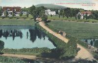 STAMFORD NY – Churchill Park Lochmere and Loch Vesta - 1914