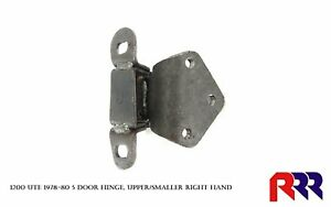 FOR DATSUN 1200 UTE  SEDAN 78-85 DOOR HINGE UPPER/SMALLER - DRIVER SIDE
